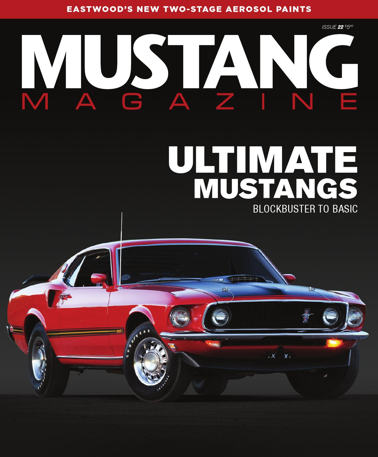 Mustang Magazine Issue 22 By Issuu Wiring Diagrams 1995 Cobra