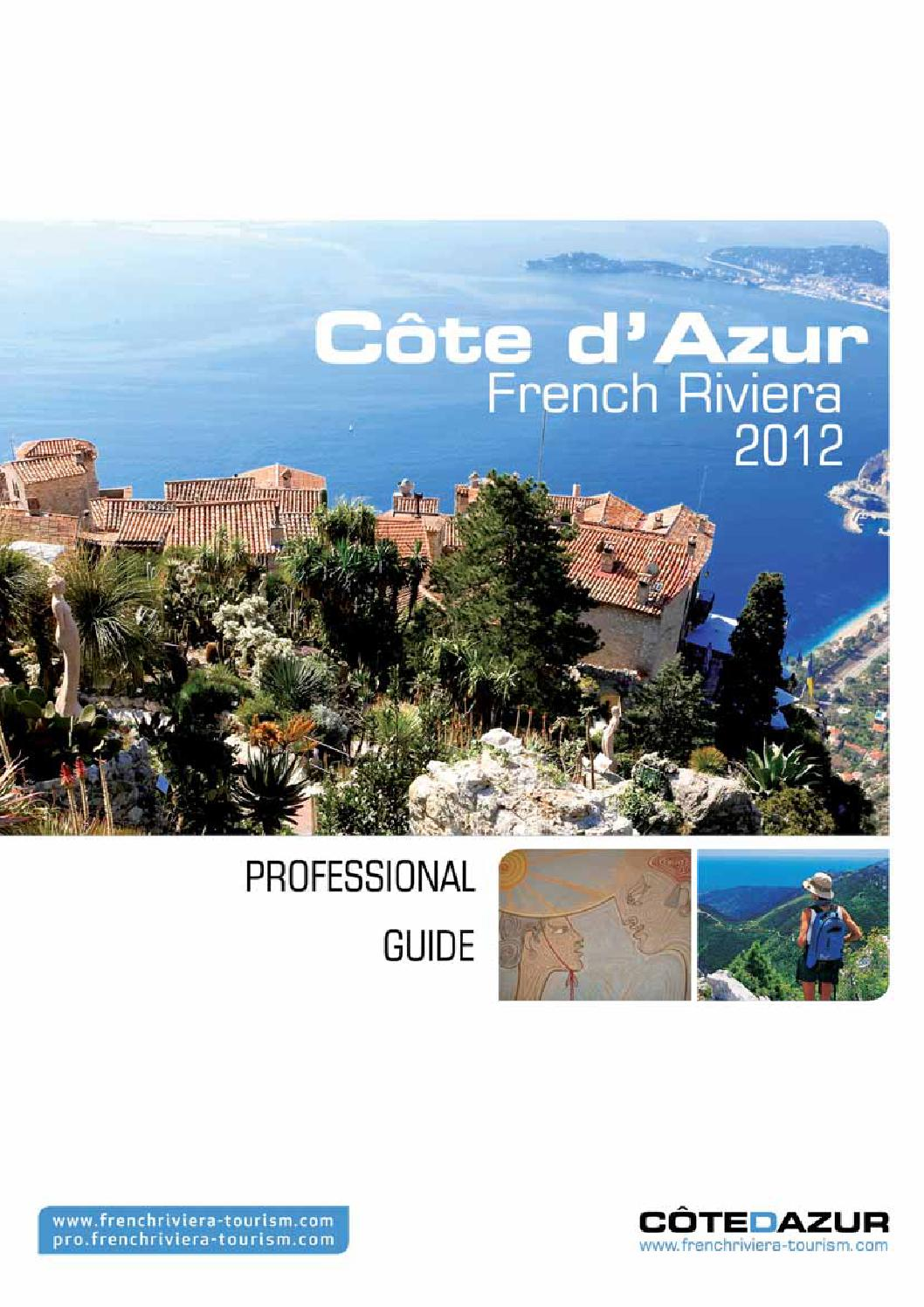 French Riviera Proffesional Guide by Bookletia - issuu