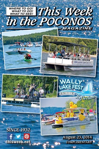 This Week in the Poconos Magazine