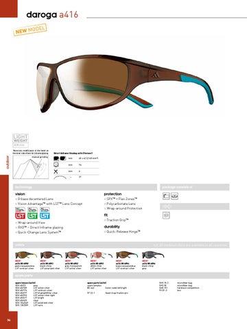 ebdbbc08c8d6 Adidas eyewear 2014 by zuzupopo - issuu