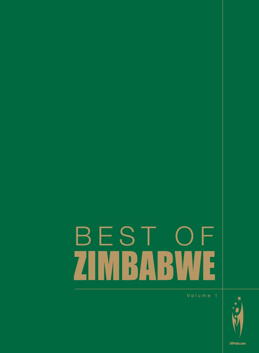 Best Of Zimbabwe Volume 1 By Sven Boermeester Issuu 2008 Mazda 5 Fuse Box Assembly
