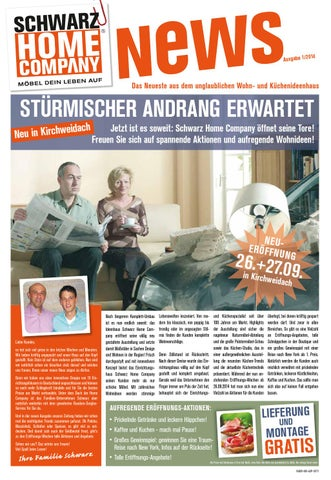 Schwarz Hc Hauszeitung 0814 By Perspektive Werbeagentur Issuu