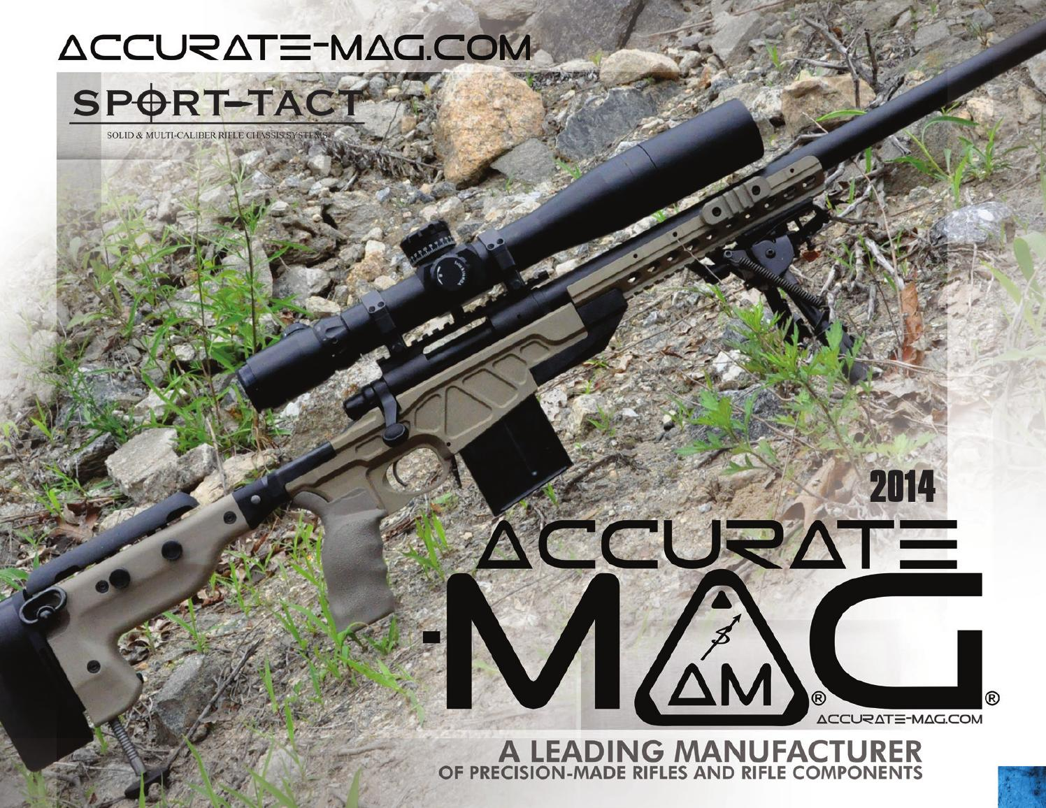 Accurate Mag Catalog 2014 by Accurate-Mag - issuu