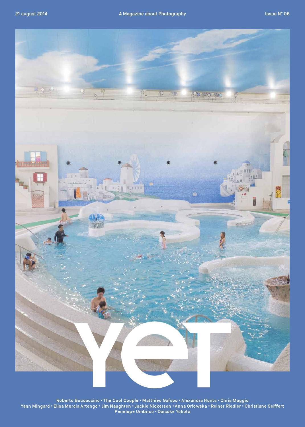 Yet magazine issue 6 by yet magazine issuu fandeluxe Gallery