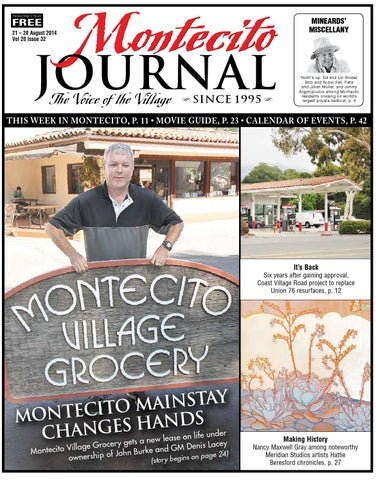 Under New Ownership by Montecito Journal - issuu
