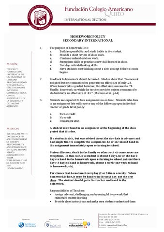 Secondary homework policy phd dissertation bibliography turabian style