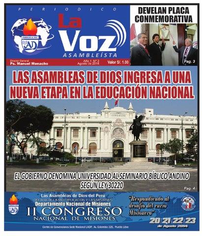 Periodico La Voz By Saul Saulillo Ramos Issuu