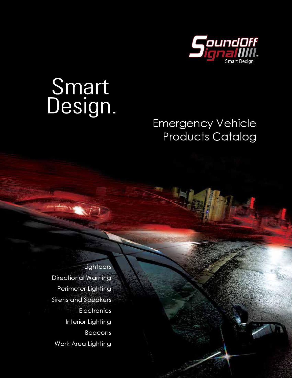 soundoff signal catalog by lee winter issuuSoundoff Signal Wiring Diagram #19