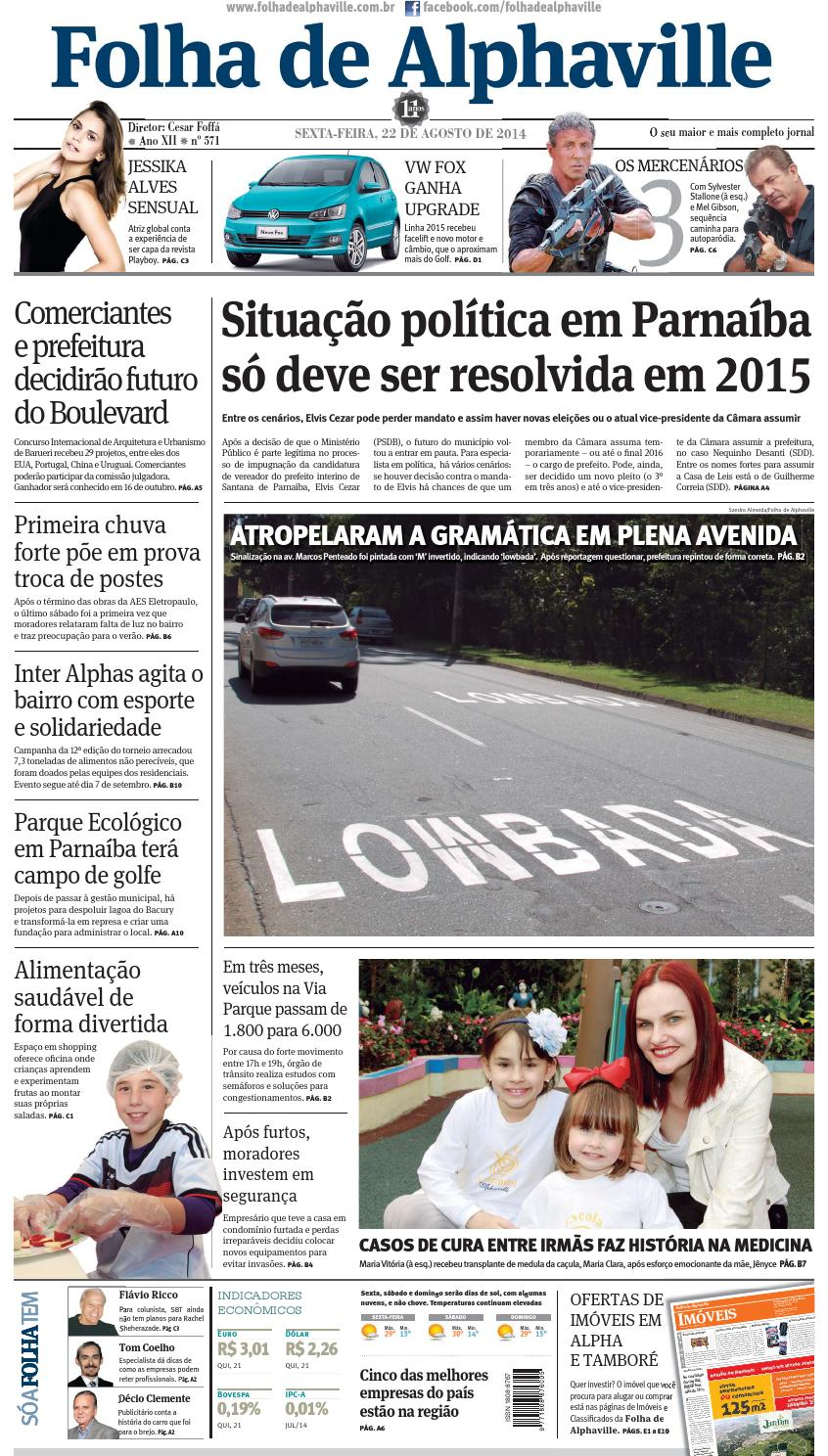 9676ca6c69990 Edicao 571 by Folha de Alphaville - issuu