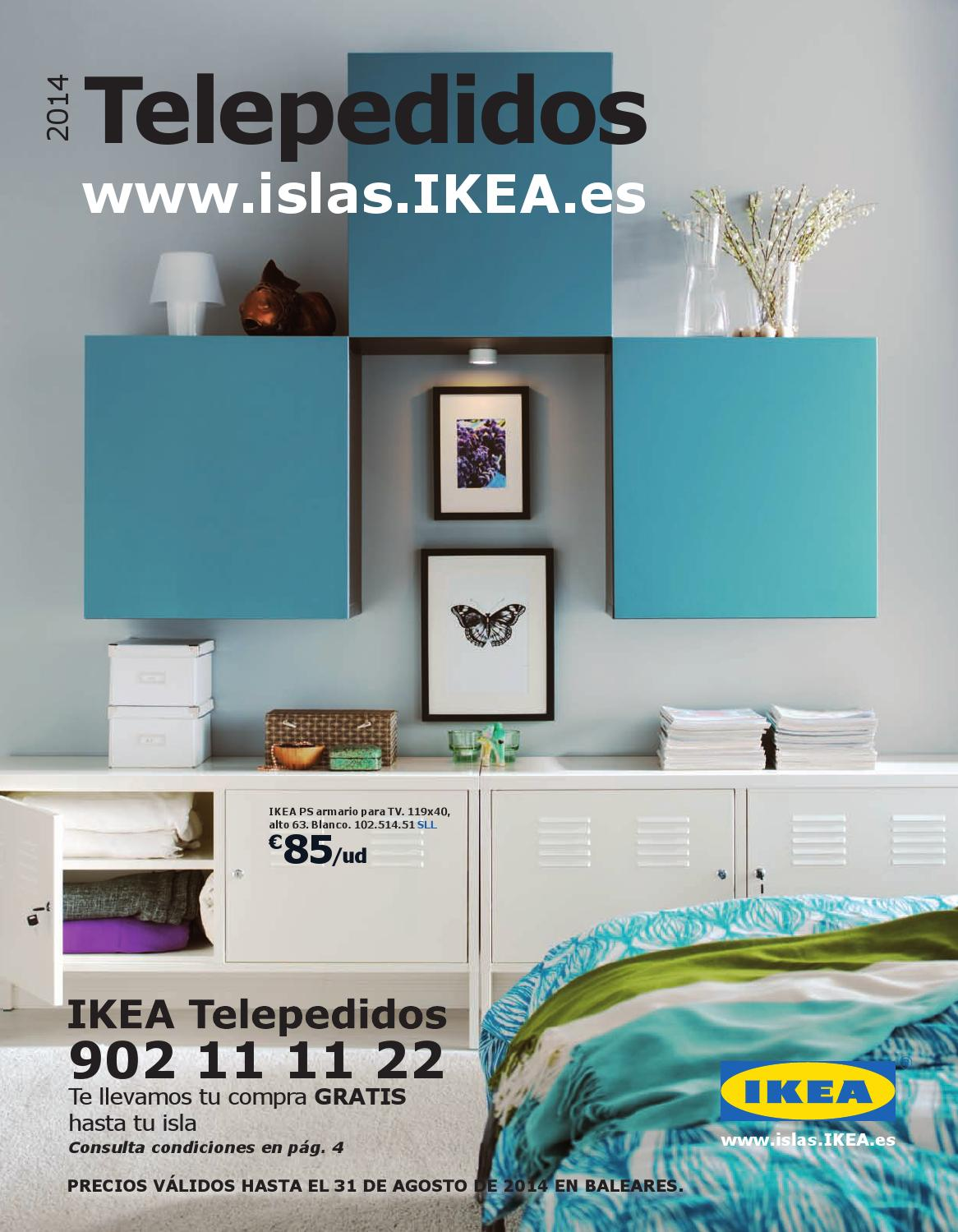 Catalogo ikea telepedidos 2014 baleares by losdescuentos - issuu