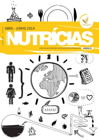 Nutricias n21 by associao portuguesa de nutrio issuu page 1 fandeluxe Gallery