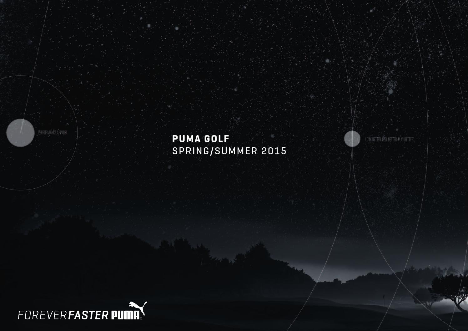 06cd85851ae PUMA Golf Spring Summer 2015 by Antonio Burzio - issuu