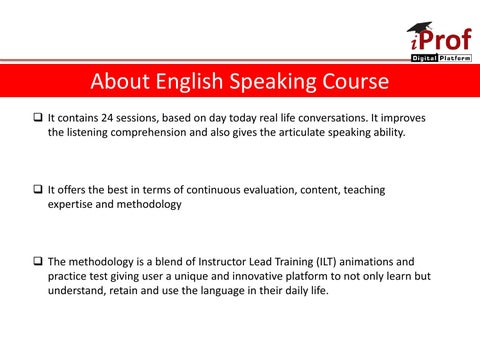 English Language Course Pdf