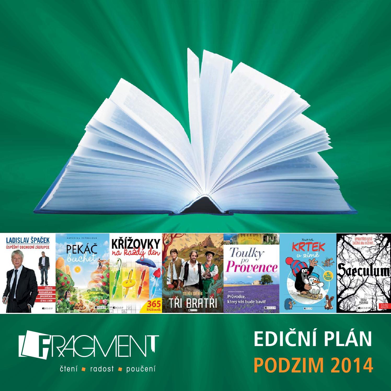 bb15df47562 Ediční plán Nakladatelství Fragment Podzim 2014 by Nakladatelství Fragment  - issuu