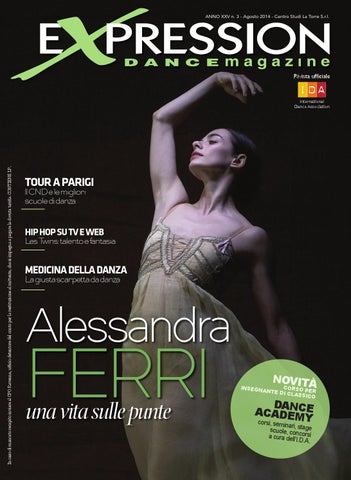 Expression Agosto 2014 by IDA International Dance Association - issuu 2ee0e42e6d1e
