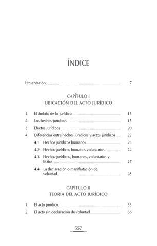 simulacion del acto juridico peru pdf