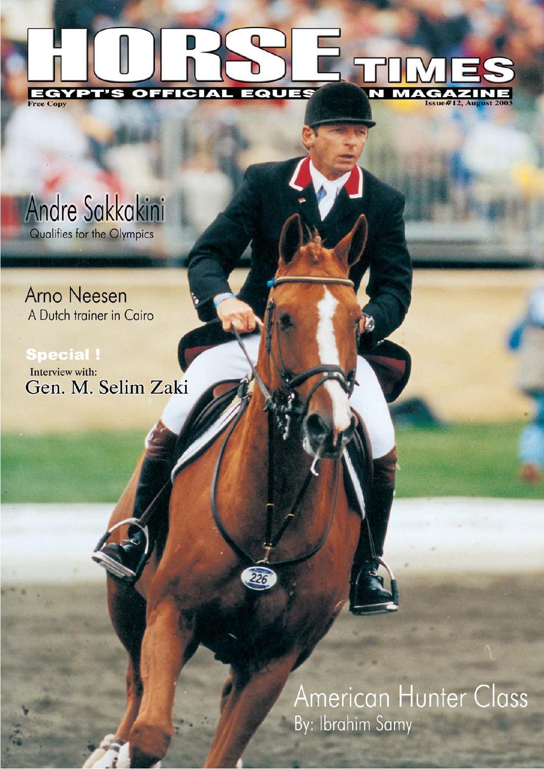 Horse Times 12 By Hrcs Issuu New Voltus Sport Mens Plait