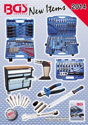 BGS Tools Hex Key Screwdriver Driver H2.5 x 75 mm 8629-3