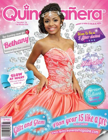 0e6a824e2a4 Houston 2014 2 Quinceanera Magazine by Texas Quinceaneras Magazine ...