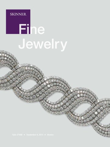 aaba2fdbc Fine Jewelry | Skinner Auction 2746B by Skinner, Inc. - issuu