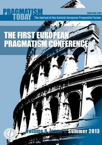 research papers on pragmatism