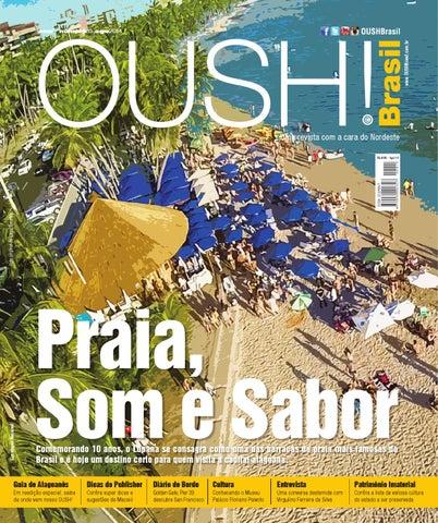 89bd09669 Revista OUSH! Brasil - Capa Lopana 10 anos - Ano IV - Edição 15 by ...