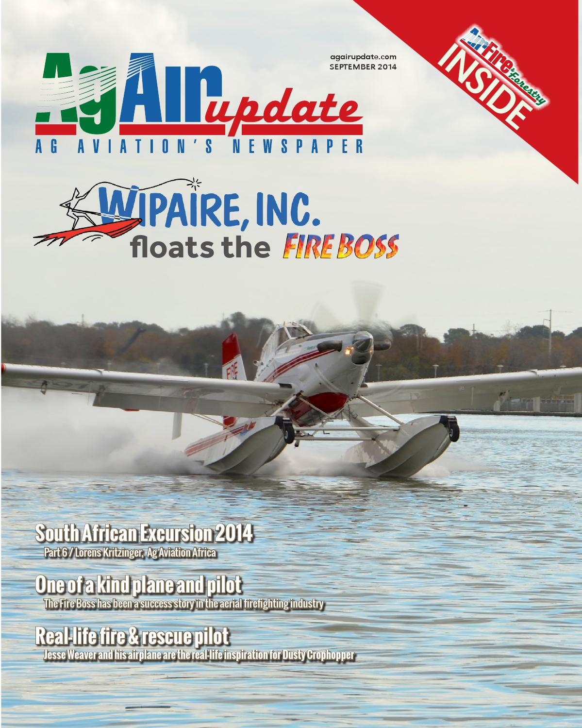 September 2014 - U.S. Edition in English by AgAir Update - issuu