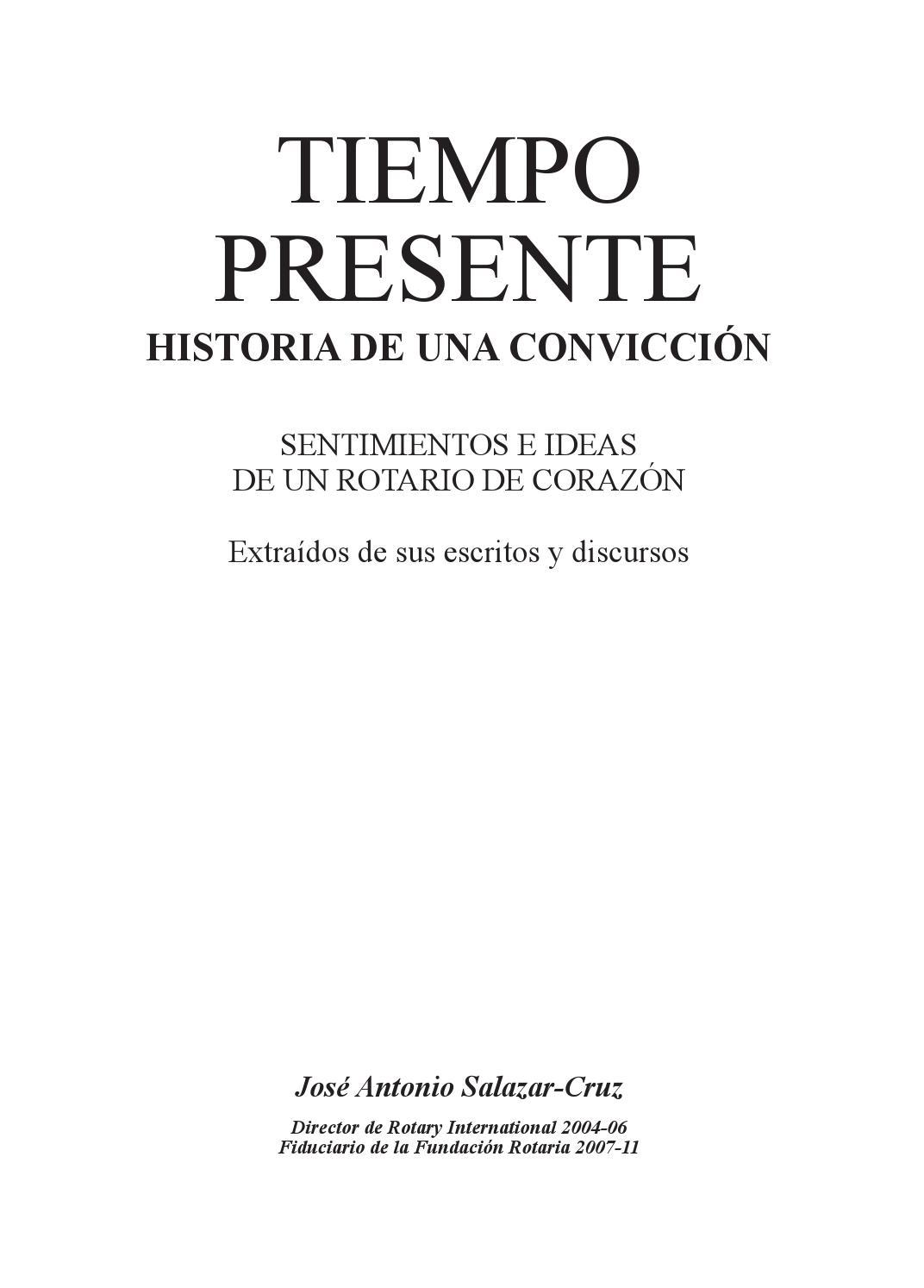 Tiempo presente1 by Búhos Editores Ltda - issuu