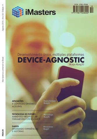 c8eea3980a Revista iMasters  11 - Agosto by iMasters Redação - issuu