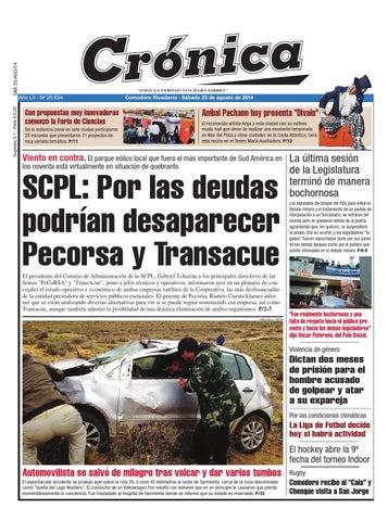 cddb21bc3c Dbd27f62ae24b546d26662144b5aa4c3 by Diario Crónica - issuu