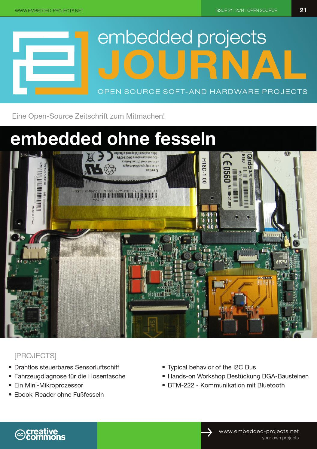 embedded projects Journal 21 by embedded projects GmbH - issuu