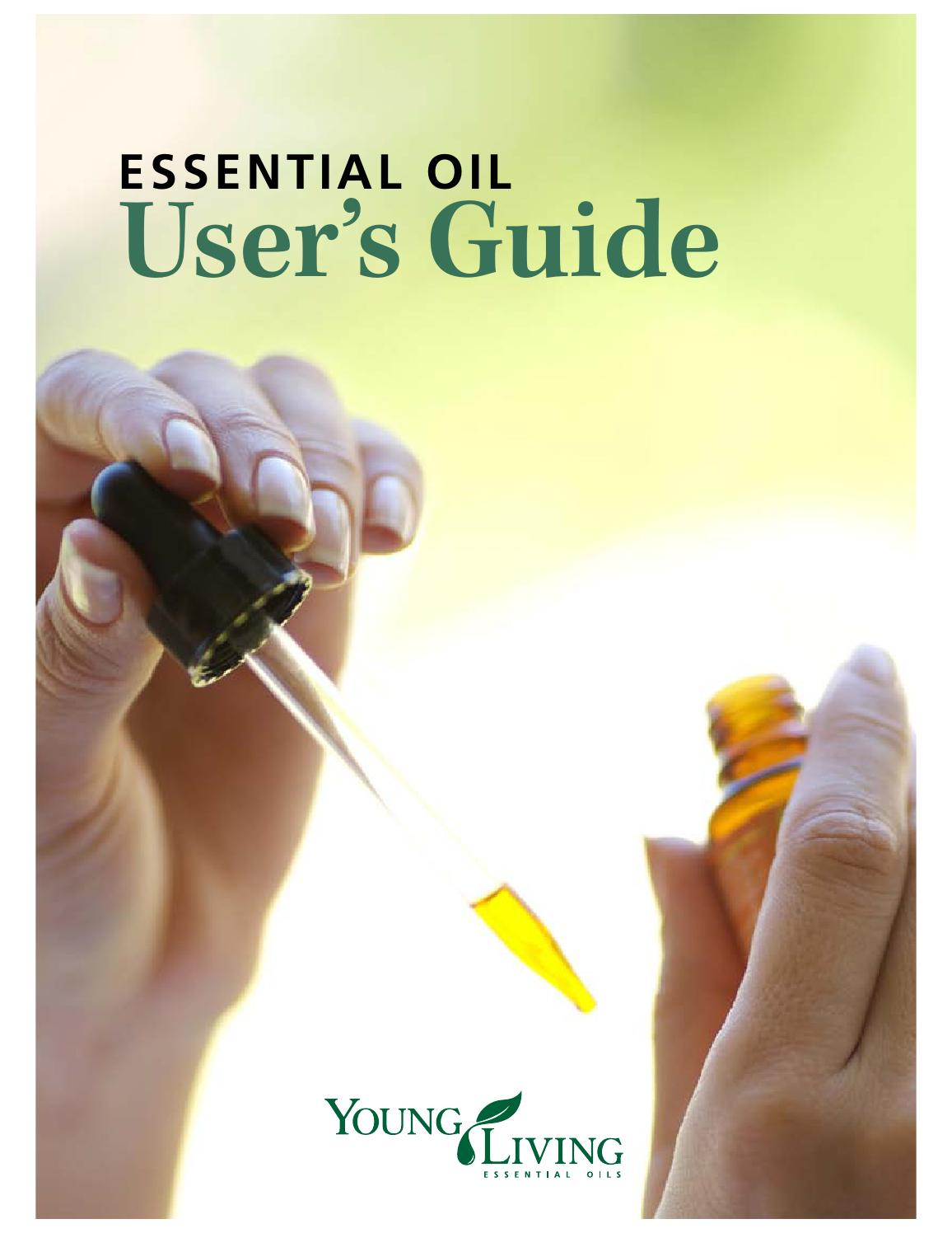 Young Living Essential Oil User S Guide By Oiltransformations Issuu