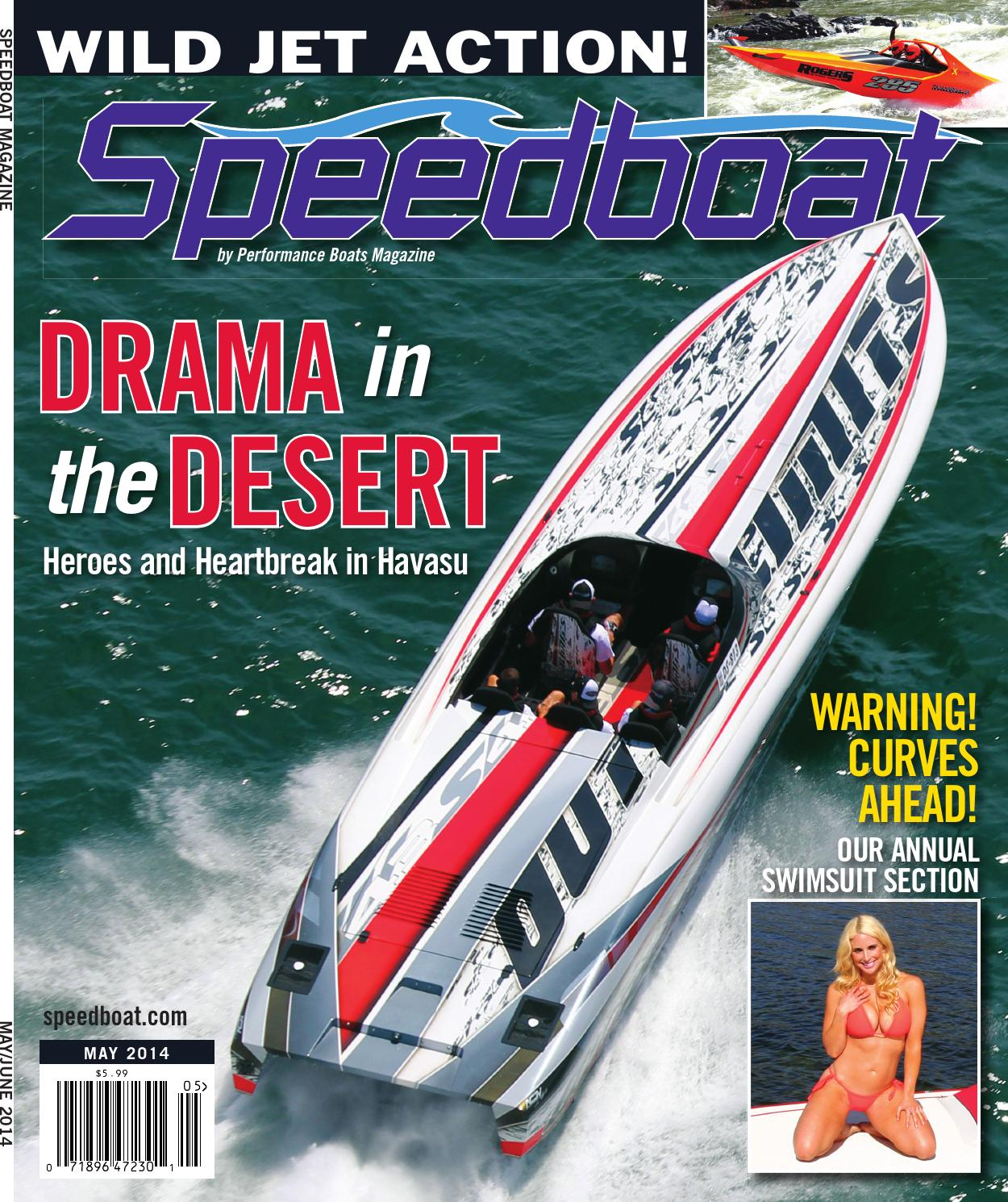 Fastest Jet In The World >> Speedboat June 2014 by Brett Bayne - Issuu
