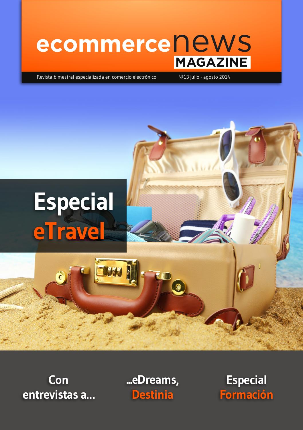 Ecommerce News Magazine Nº13 (Julio-Agosto) by Ecommerce News - issuu d5334be4395