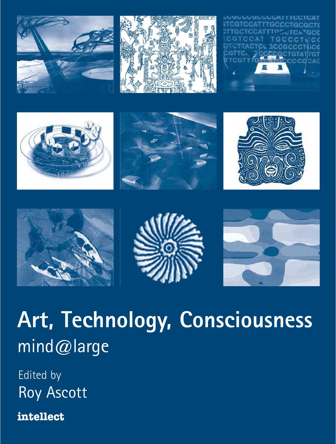 Art Technology Consciousness Mind At Large Roy Ascott By Xix Theremin World Topic A Digital Project From Glaacuk Koo Issuu