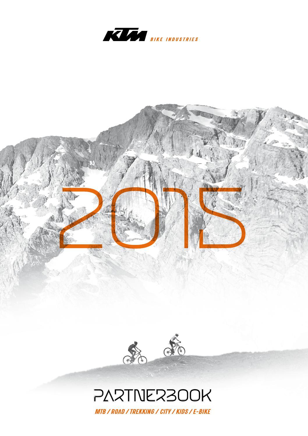 KTM Partnerbook 2015 by KTM Bike Industries - issuu