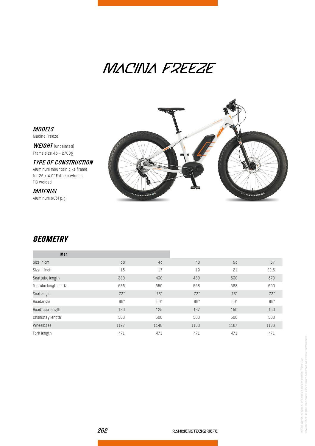 New Unpainted Aluminum Mountain Bike Frame