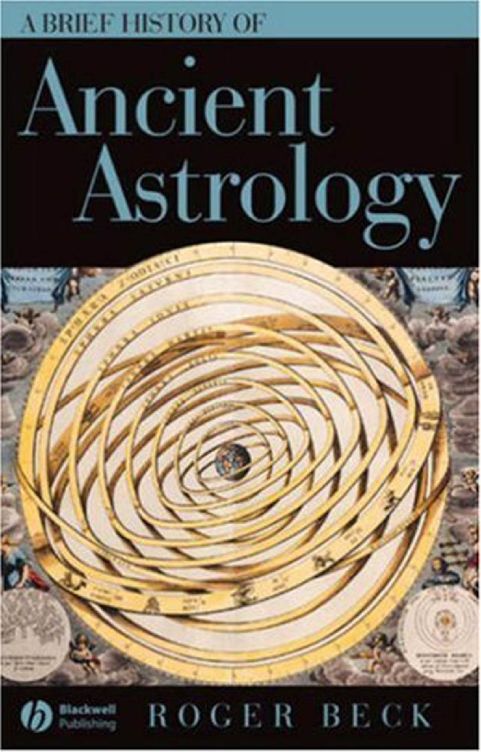 bba6ee2c7e9f A brief history of ancient astrology by samten wangchuk - issuu