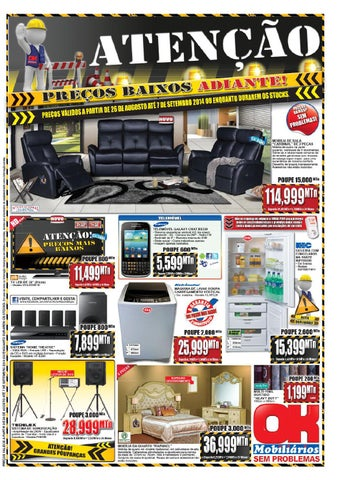 OK Furniture International Catalogues Mozambique North Validity ...