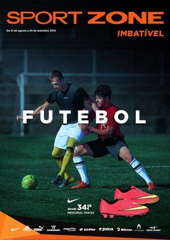 aa7d252993 Folheto futebol by Sport Zone - issuu
