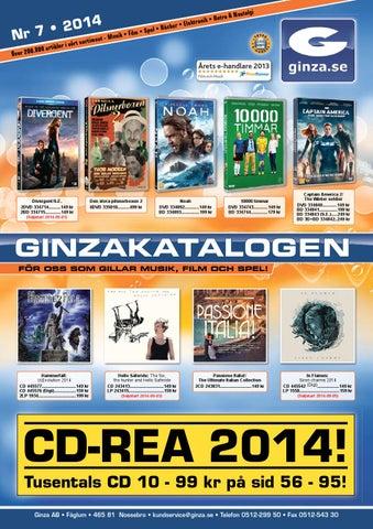Ginzakatalogen nr 7 - 2014 by Ginza AB - issuu 1de196f3229a5