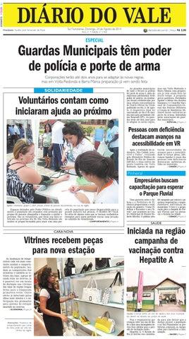 a3f0381268 7405 diario domingo 24 08 2014 by Diário do Vale - issuu