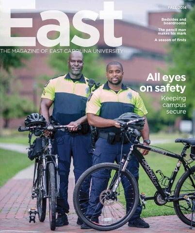 East Winter 2014 by East Carolina University - issuu 2a8d5722d