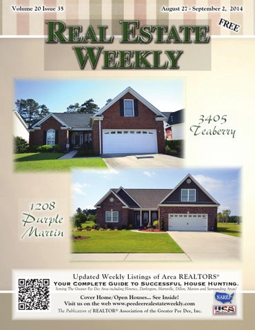 Real Estate Weekly, Vol. 20, Iss. 35 by Publications Press ... on