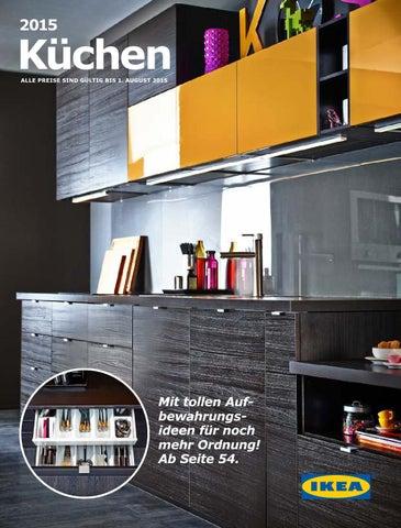 Ikea Katalog Kuhinje 2015 By Vsikatalogi.Si - Issuu