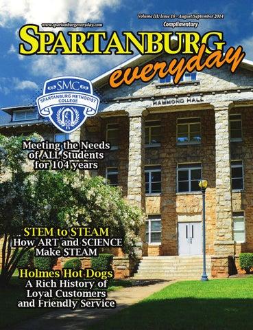Spartanburg Everyday v3, i18 by Future's Graphics, LLC - issuu