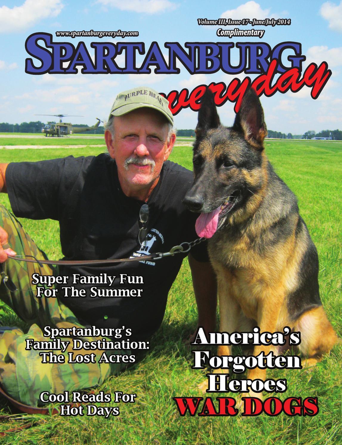 Spartanburg Everyday v3, i17 by Future's Graphics, LLC - issuu
