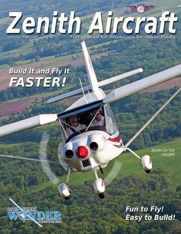 Patrick By Magazine Aircraft - Editor Zenith Issuu Panzera