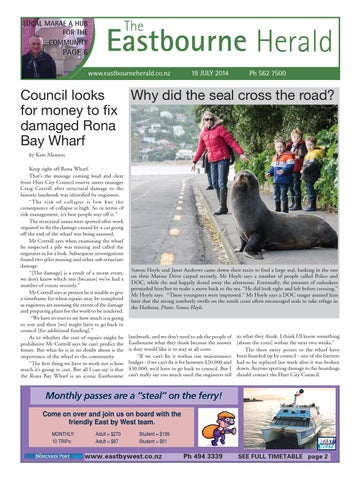 613798b5e9 Eastbourne Herald July 2014 by The Eastbourne Herald - issuu