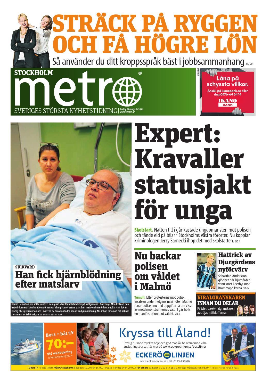 exekutiv skandinavisk dejting